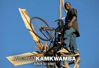 TED Talk: How I harnessed the Wind